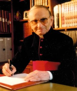 Bassi monsignor Angelo