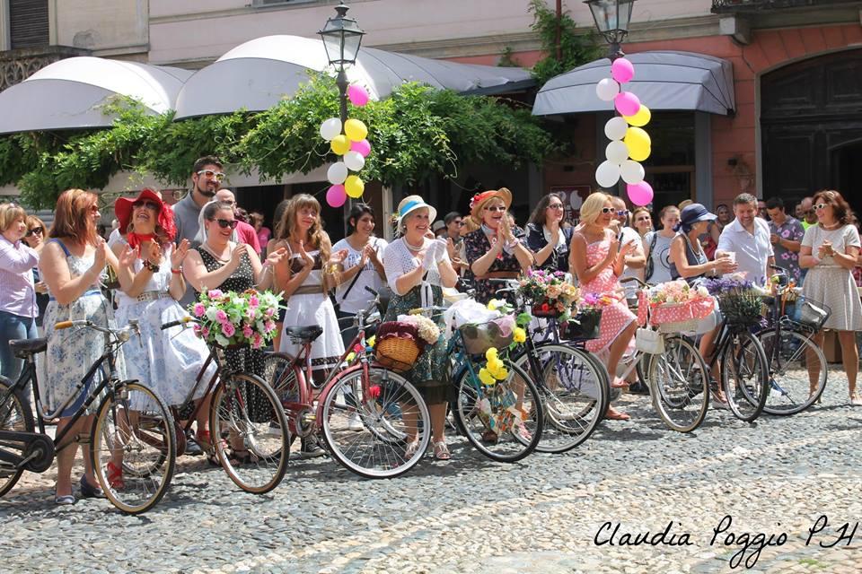Bellezze in bicicletta1