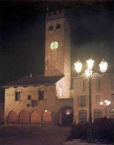 castello podestarile di Castelnuovo Scrivia