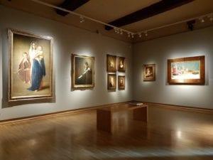 Museo Divisionismo nuovo allestimento