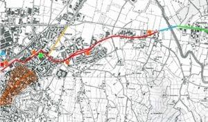 tracciato pista-ciclabile-tortona-viguzzolo