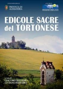 Copertina libro edicole sacre del Tortonese