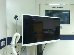 colonna laparoscopica ospedale Tortona