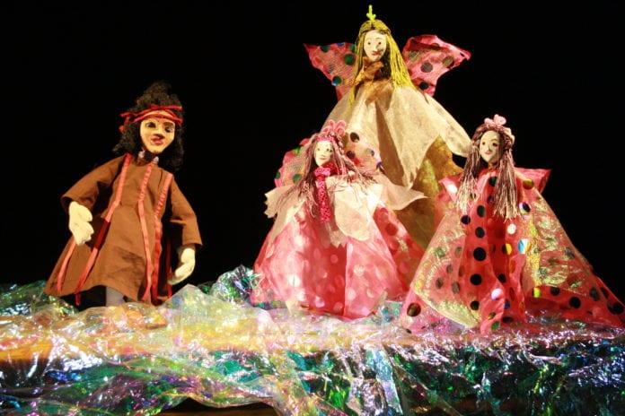 La Strega Cioccolata Teatro dei Fauni