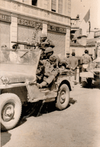 soldati brasiliani a Tortona
