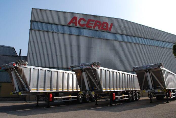 Lo stabilimento Acerbi a Castelnuovo Scrivia