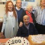 Egidio Daffonchio con la famiglia