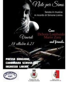 Concerto in ricordo di Simone Lisino
