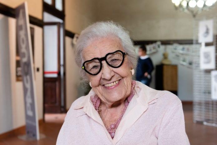 Elda Lanza (foto di Luigi Bloise)