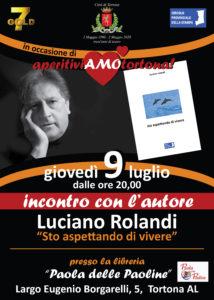 incontro con l'autore Luciano Rolandi