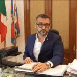 il sindaco di Tortona Federico Chiodi