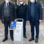 Consegna Rotary al Centro Paolo IV