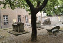 Resti Romani palazzo Guidobono