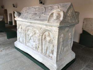 sarcofago Palazzo Guidobono