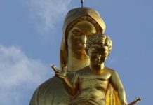 Madonna dela Guardia Torrtona