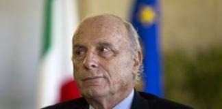 L'ex giudice Paolo Maddalena