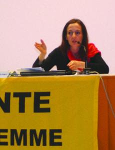 L'assessore Stefania Pezzan