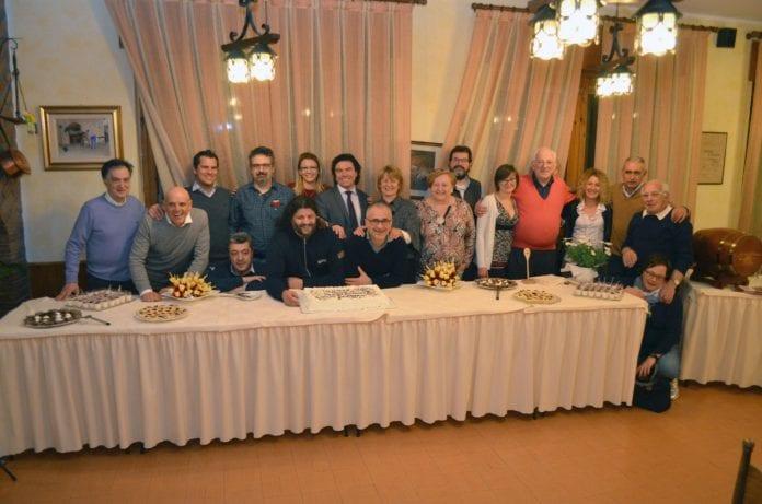 La serata del tour gastronomico a Cosola