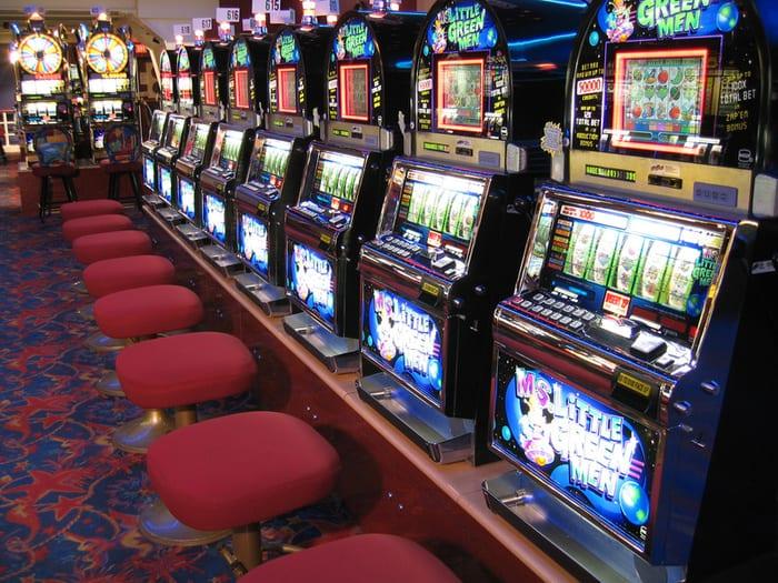 Slot machines repertorio