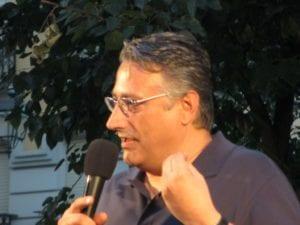 Fabrizio Gallo, capogruppo 5 stelle