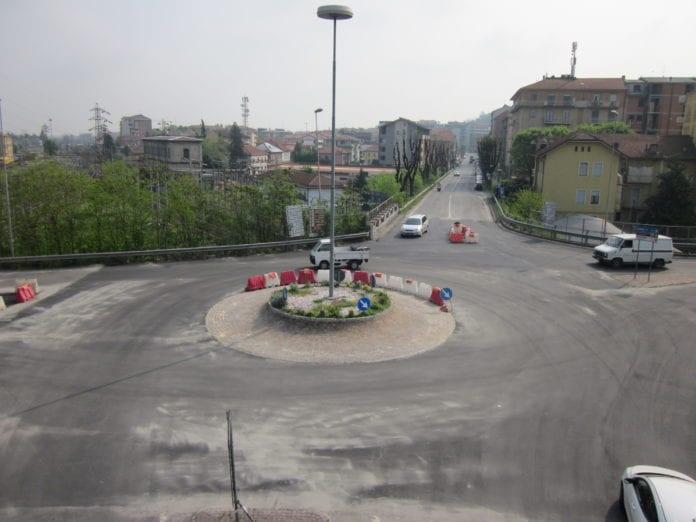 Tortona, rotonda Liebig