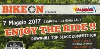 Caldirola Downhill 7 maggio