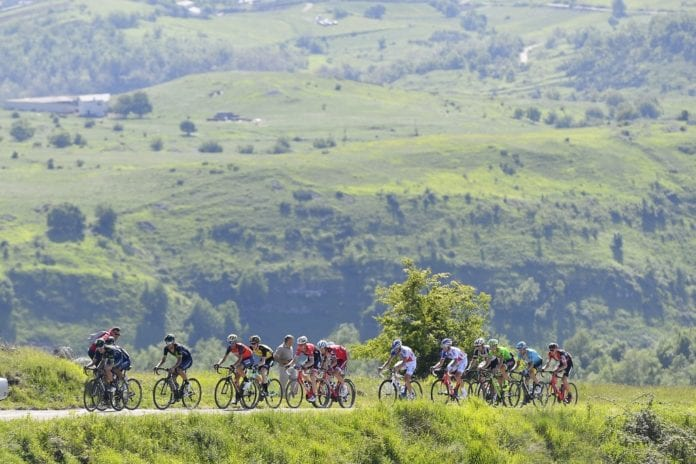 Giro d'Italia tappa 9