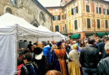 I banchetti dello Street food presi d'assalto