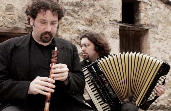 Stefano Valla e Daniele Scurati