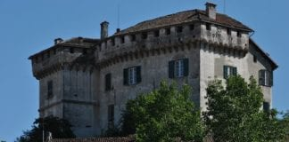 castello di mornese