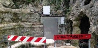 La fonte sulfurea di Voltaggio