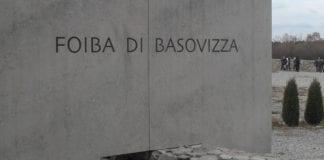 Il monumento presso la foiba di Basovizza