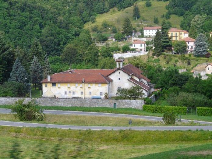 Il convento di Voltaggio