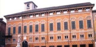 Palazzo Dellepiane, una delle sedi del municipio di Novi Ligure