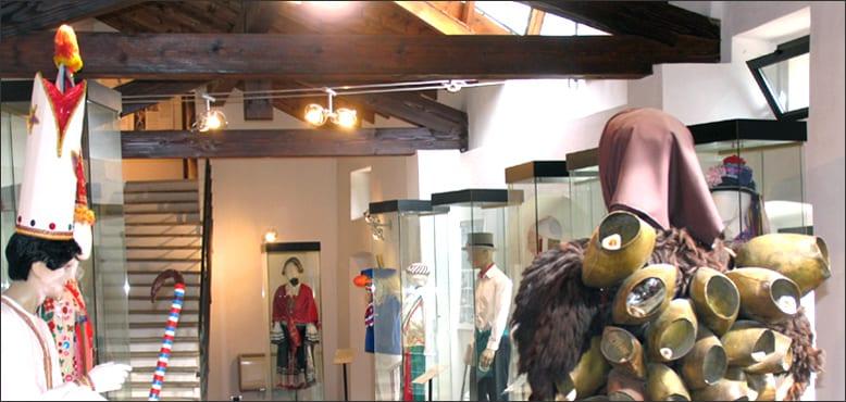 Il Museo della Maschera