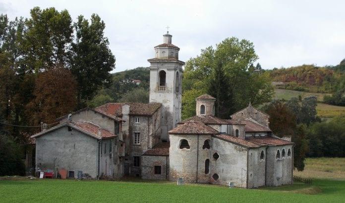 L'abbazia di San Remigio
