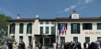Sant'Agata Fossili, il municipio