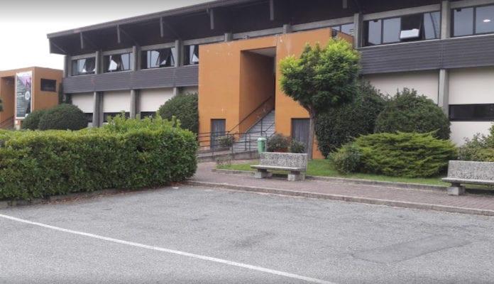 Il centro sportivo Geirino di Ovada