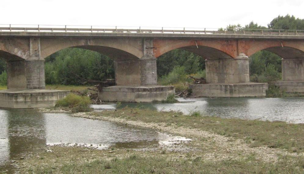 Il torrente Scrivia