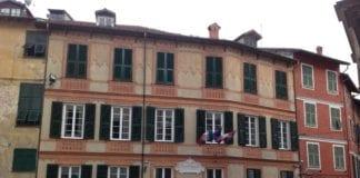 Il municipio di Voltaggio
