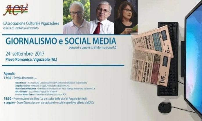giornalismo e social