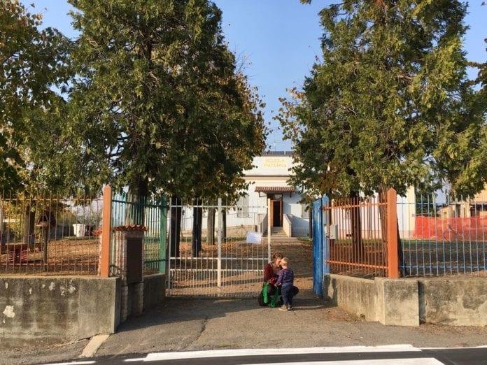scuola materna di Carbonara