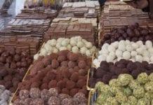 Festa del cioccolato in via Emilia