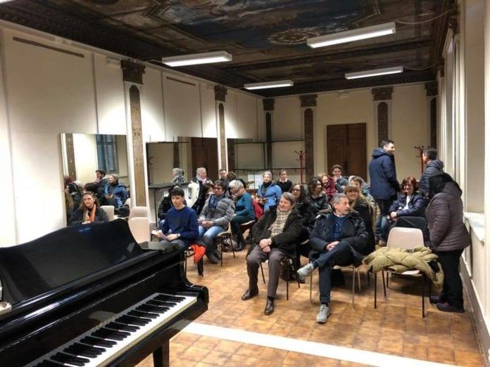 audizioni coro Accademia