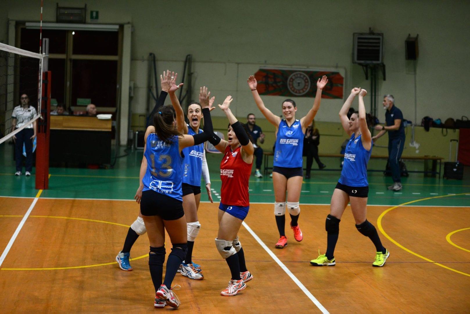 codice promozionale 1ce7e a3c9a Novi Pallavolo: la squadra delle ragazze ...