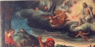 Giovan-Battista-TassinariMartirio-di-San-Marziano-1606