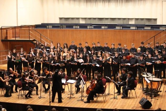 Orchestra e Coro Fauré del Conservatorio di Milano