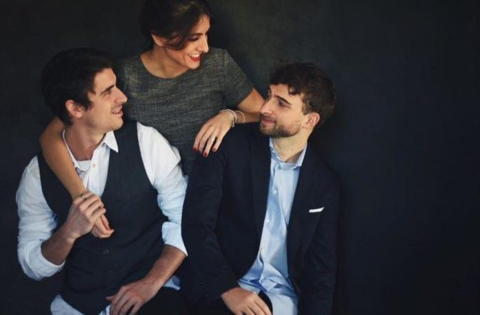 Matteo Tarditi, Sofia Falchetto e Davide Morando