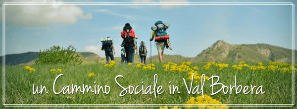 cammino sociale in val borbera