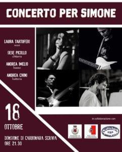concerto per Simone Lisino